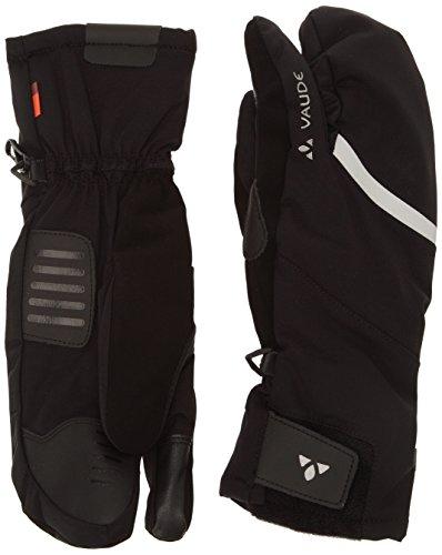 VAUDE Unisex Handschuhe Syberia, black, 9 (Herstellergröße: L), 05361