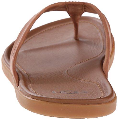 UGG Herrenschuhe - Zehentrenner DELRAY 1010212 chestnut Chestnut