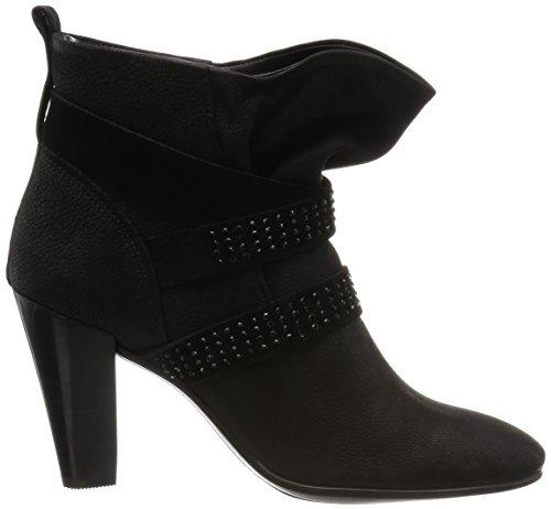 Ecco Damen Shape 75 Kurzschaft Stiefel Schwarz (Black/Black53960)