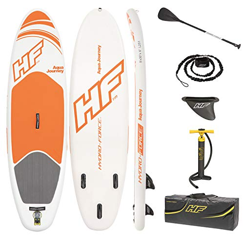 Bestway 836143 - Tabla Paddle surf journey con remo...