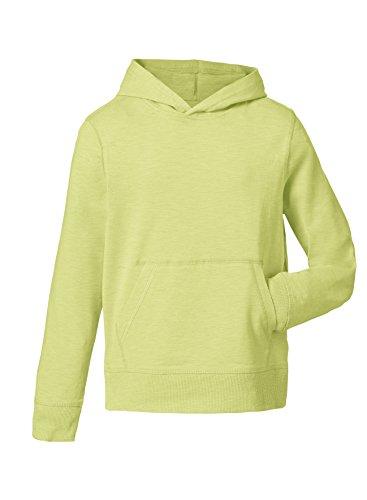 Maratus Maratus Mädchen & Jungen Bio Kapuzensweatshirt 98-104 / gelb