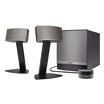 Bose Sistema Multimediale di Diffusori Companion 50, Nero Grafite in promozione su Polaris Audio Hi Fi