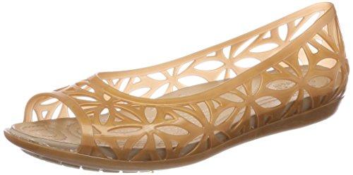 crocs Damen Isabella Jelly Ii Flat Women Sandalen