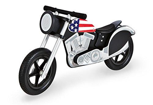 Pinolino 239491 - Laufrad 'Motorrad Cooper', bunt