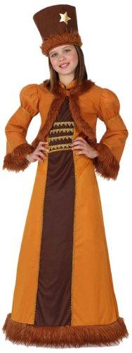Imagen de atosa  disfraz de ruso para niña, talla 5  6 años 8422259158530