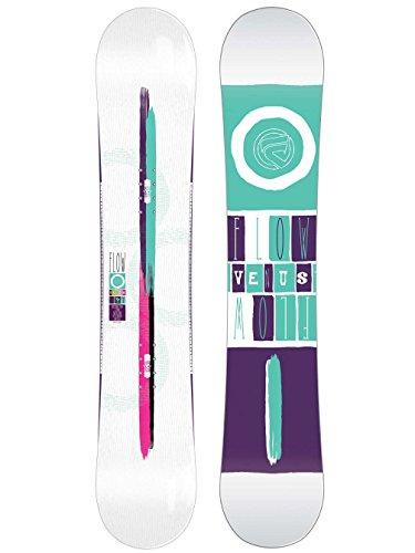 Flow Damen Freeride Snowboard Venus BRT 143 2014