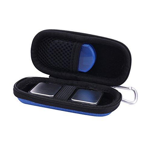 für AliveCor Kardia Mobile AliveCor EKG/ECG Moniter Hart Tasche Hülle von Aenllosi (Blau)