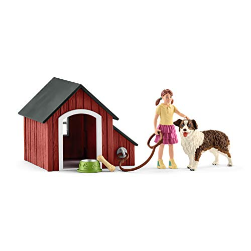 Schleich 42376 - Hundehütte -