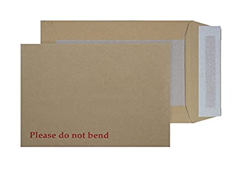Purely Packaging C4 324 x 229 mm Board Back Pocket