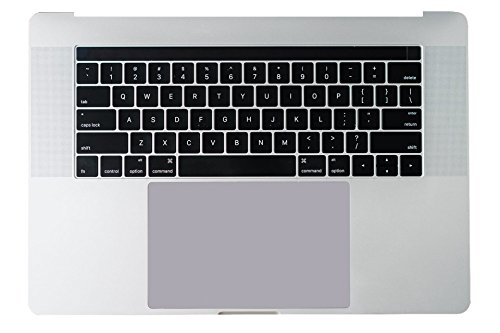 LTPGuard Plain grey macbook air and macbook pro Trackpad Touchpad Cover Skin Protector Sticker