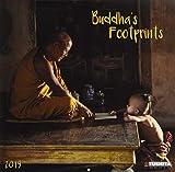 Buddha's Footprints 2019: Kalender 2019 (Mindful Edition)