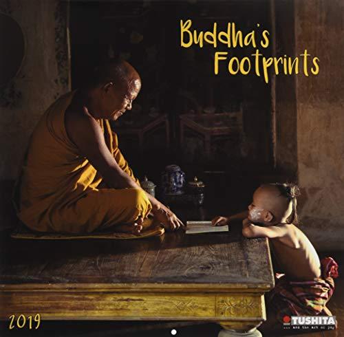 Buddha's Footprints 2019 Mindful Edition: Buddhas Wege (MINDFUL EDITIONS)