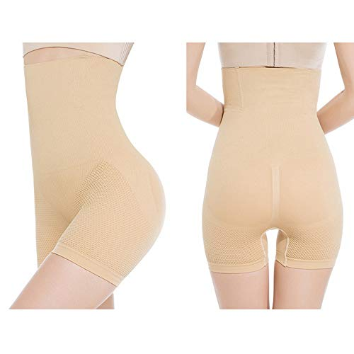 ZEXIAN Damen Butt Lifter Shapewear Hi-Waist Bauchkontrolle Body Shaper Panty Taille Trainer, (M/L), B# -