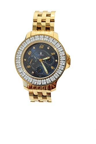 Astboerg Royal Diamond Unisexuhr AT1021GBMB Damen Watch Armbanduhr