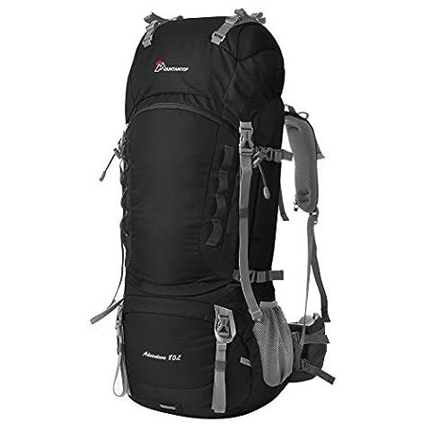 Mountaintop 80L Hiking Backpack/Travel Daypack/Climbing Rucksack,83 x 36 x 25 cm