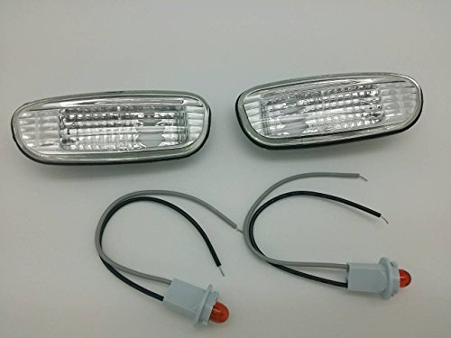 2-crystal-clear-side-indicadores-marcadores-luz-para-92-01-subaru-impreza-wrx-sti-gc8
