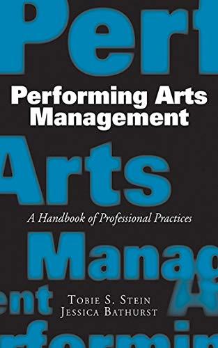Zoom IMG-2 performing arts management a handbook