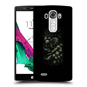 Snoogg Dirty Mushrooms Designer Protective Back Case Cover For LG G4