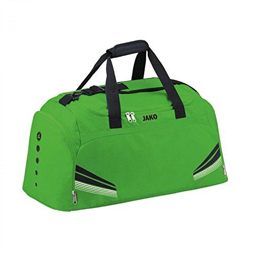 JAKO Sporttasche Pro Soft Green/Schwarz/Weiß