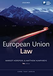 European Union Law (Core Text Series) (Core Texts Series)