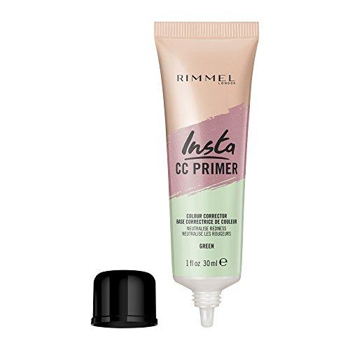 Rimmel Rimmel - Imprimación correctora de color verde (30 ml)