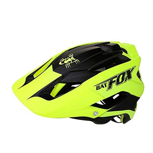 iYoung Fahrradhelm fahrradhelm Herren Helm fahrradhelm Damen fahrradhelm, fahrradhelm Doppellinsenhalbhelm Belüftung/Sonnenschutz/Regenschutzhalbhelm freie Größe (ca....
