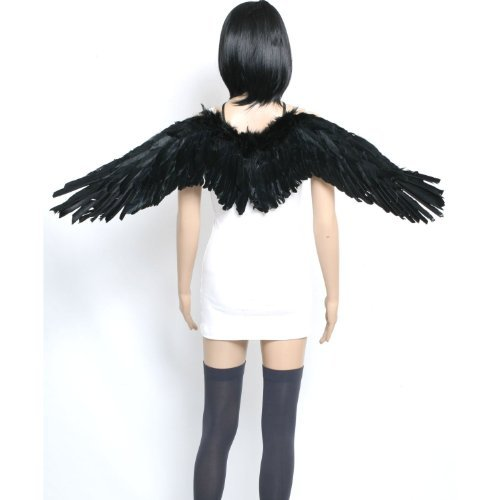 CosStyle tool wing feather fallen angel cosplay costume devil Stage Haibane Federation sin with Black Devil (japan import)