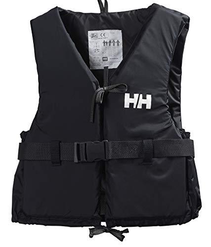 Helly Hansen Sport II, Giubbotto Galleggiante, Galleggiabilità 50 N Unisex Adulto, Blu (Navy 598), S (Misura del petto 80-95)