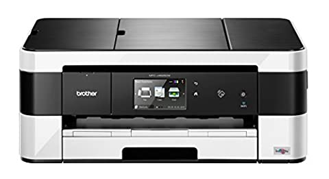 Brother MFC-J4625DW A4 Multifunction Colour Inkjet Printer with A3 Bypass Tray