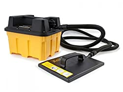 POWX340 Dampf-Tapetenablöser Tapetenlöser Tapetenentferner 2.200 Watt mit 4,5 Liter Wassertank