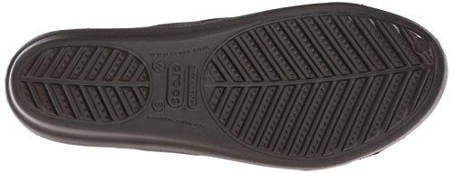 Crocs Sanrah clouté Cercle Sandal Espresso/Tumbleweed