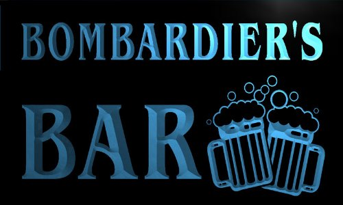 w027441-b-bombardier-name-home-bar-pub-beer-mugs-cheers-neon-light-sign
