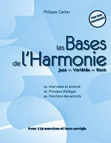 Les bases de l'harmonie par Philippe Ganter