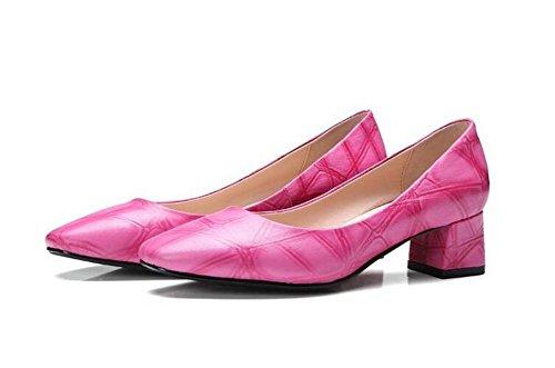 beauqueen-pompe-lattice-di-moda-mary-janes-scarpe-da-lavoro-eleganti-di-tacco-a-punta-quadrangolare-