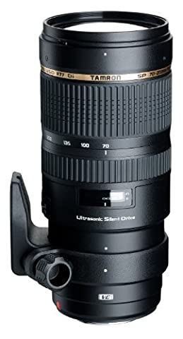 Tamron Objectif SP AF 70-200mm F/2,8 Di VC USD - Monture Canon