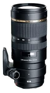 Tamron SP 70-200mm F/2.8 Di VC USD Telezoom-Objektiv für Canon