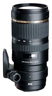 Tamron A009E SP AF 70-200 mm F/2.8 Di VC USD - Objetivo para Canon (Distancia Focal 70-200mm, Apertura f/2.8, Zoom óptico 1.8X,estabilizador óptico, Macro, diámetro: 77mm) Negro (B00A2I1A0E)   Amazon price tracker / tracking, Amazon price history charts, Amazon price watches, Amazon price drop alerts
