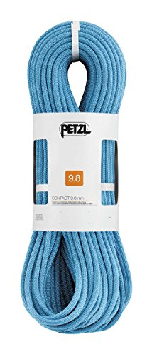 CORDA PETZL CONTACT 9.8mm 70MT arrampicata (70m Corda)