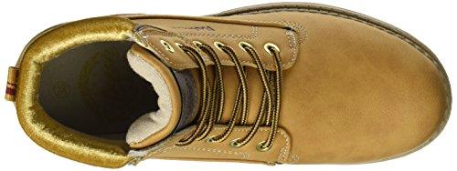 XTI Damen 063868 Desert Boots Beige (Camel)