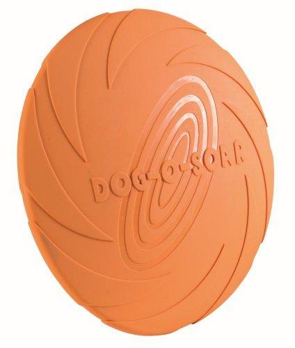 Trixie 33502 Dog Disc, Naturgummi, ø 22 cm (Schwimmendes Hundespielzeug)