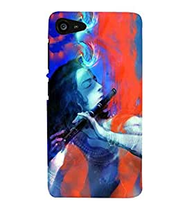 For Lenovo Zuk Z2 Plus krishna Printed Cell Phone Cases, god Mobile Phone Cases ( Cell Phone Accessories ), hindu Designer Art Pouch Pouches Covers, religious Customized Cases & Covers, devotional Smart Phone Covers , Phone Back Case Covers By Cover Dunia