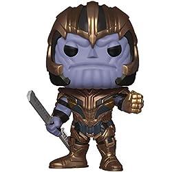Funko- Pop Bobble: Avengers Endgame: Thanos Collectible Figure, (36672)