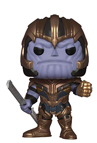 Funko 36672 POP Bobble: Avengers Endgame: Thanos Sammelfiguren, Multi