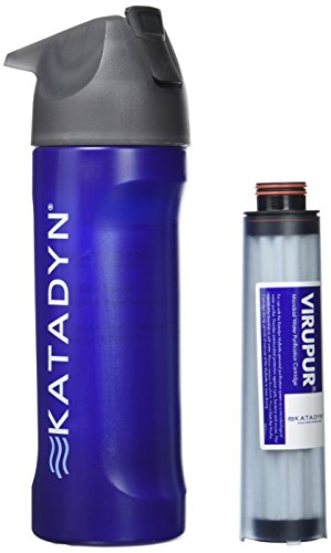 Katadyn Wasserfilter MyBottle Purifier, blue splash, 8017769