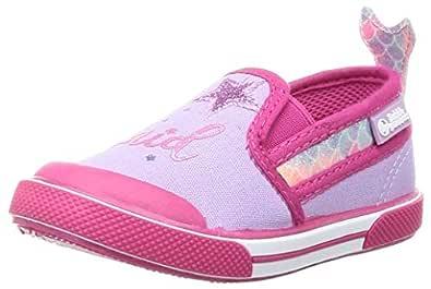 Bubblegummers Girl's Nube Red Sneakers-7 Kids UK (25 EU) (1015691)