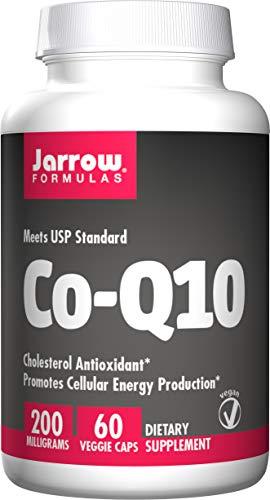 JARROW CoQ10 200 mg, 60 Kapseln