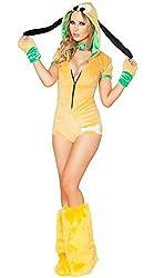 Top Totty Cartoon Puppy Dog Costume