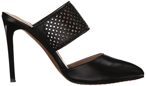 French Connection Mollie Femmes Cuir Talons Black-Black
