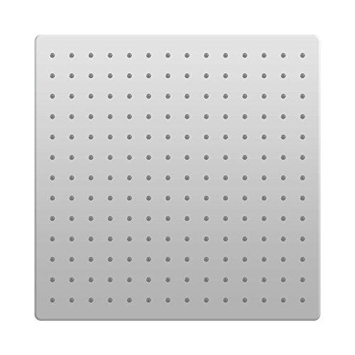 Aquade-40x40cm-duschkopf-regendusche-kopfbrause-rege... Quadratische Edelstahl Designer Duschkopf