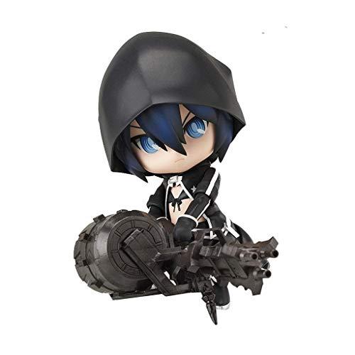 Huangyingui Black Rock Shooter: Nendoroid Action Figure - Rock Black Shooter-nendoroid